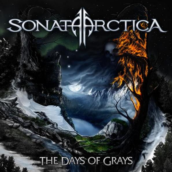 Sonata Arctica - The Days of Grays (2009) Digipak bonus track (320kbps)