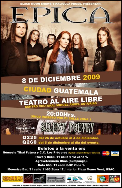 Epica-Guate