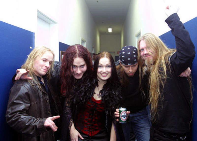 Tarja & Nightwish Tarja_