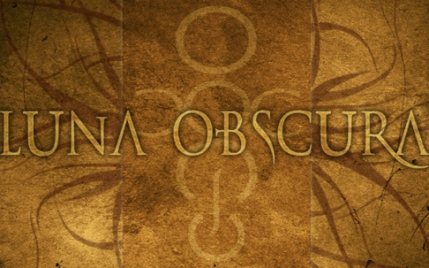 Luna Obscura - Logo by Art Of Mel